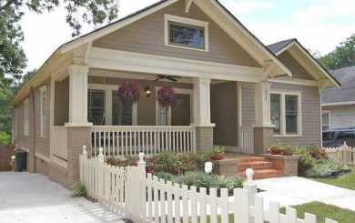 Oakhurst Historic Bungalows Fill The Streets In Decatur GA