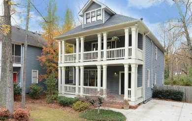 White Oak Hills Variety Of Homes In Decatur GA