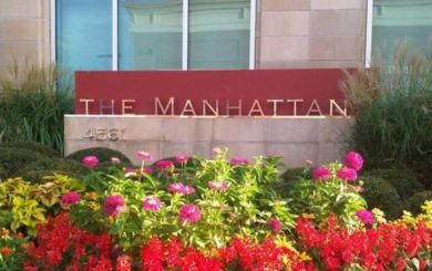 The Manhattan Condo-NOT New York But Atlanta