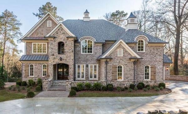 Estate Home In Atlanta Chastain Park Neighborhood