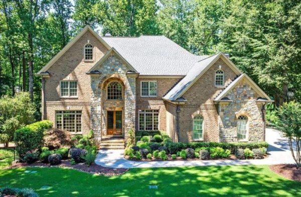 Estate Home In Decatur GA Oak Grove