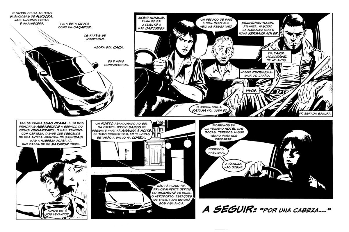 Atlante: Página 18 => O Plano!