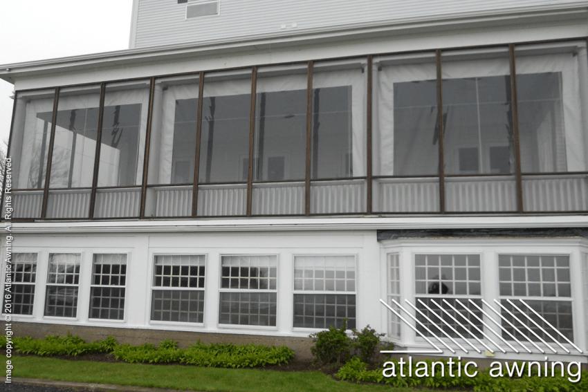 restaurant patio enclosures extend the