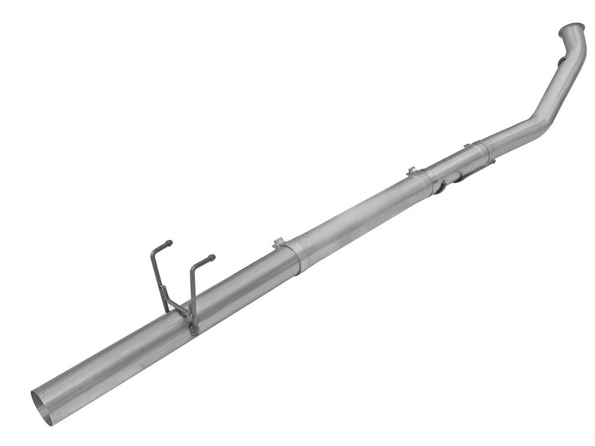 Afe Filters 49 Atlas 4 In Aluminized Steel Race Pipe
