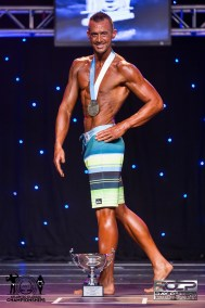 B-Trevor Crawley Master 40+ Mens Physique Winner