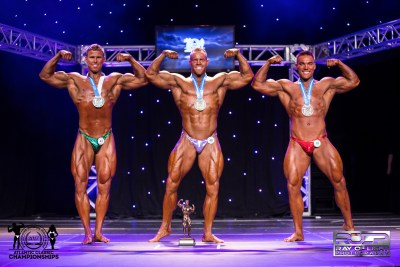 G-Sr Mens Heavyweight BB Top 3