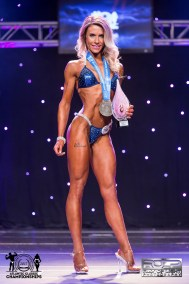 M-Danielle Rountree Bikini A Winner