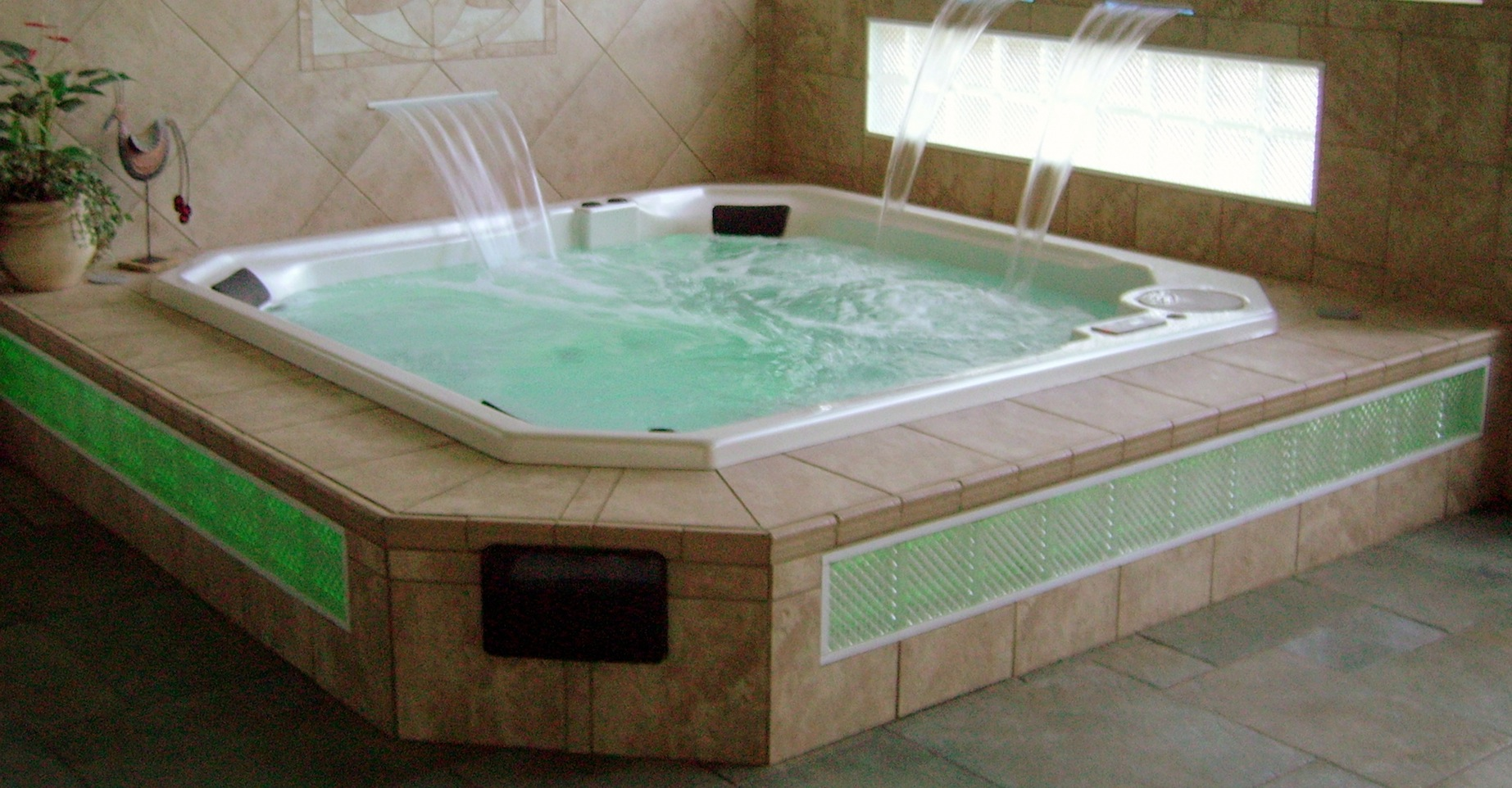 Custom Spa Amp Hot Tub Installation