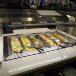 Convertible Hot Cold Food Lineup with Soup Counter Goes from Full to Self Service - Atlantic Food Bars - HCCSFB15640 SW4840 2