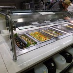 Convertible Hot Cold Food Lineup with Soup Counter Goes from Full to Self Service - Atlantic Food Bars - HCCSFB15640 SW4840 4