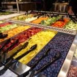 Island Salad Bar with CO2 Refrigeration - Atlantic Food Bars - ISB14868-CO2-ELP-FPR-RBD-VH 5