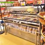 2 Level Refrigerated Olive Bar - Atlantic Food Bars - BILR7235-LP 3