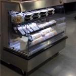 Combination Hot Over Cold Grab & Go Merchandiser - Double Sided - Atlantic Food Bars - HCIT4862-LP 4