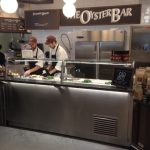 Custom 8′ Oyster Bar with Integral Clam Shucking Tool & Refrigerated Base Storage - Atlantic Food Bars - OYB9642 5