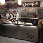 Custom 8′ Oyster Bar with Integral Clam Shucking Tool & Refrigerated Base Storage - Atlantic Food Bars - OYB9642 5