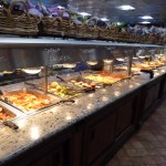 Estate Narrow Island Hot Food Bar - Soup End - Multi-Deck Packaged Hot Food End - Atlantic Food Bars - IHFBN12240 SW4035 WRGCL4134-AS 4