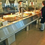 Full Service Hot Bistro Merchandiser on Pedestal Base - Atlantic Food Bars - IPS14436-P 6