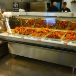 In-Line Full Service Hot Meal Merchandiser - Atlantic Food Bars - SHFB7240 1