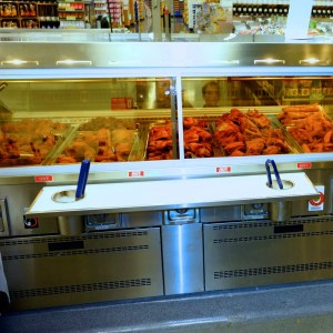 In-Line Full Service Hot Meal Merchandiser - Atlantic Food Bars - SHFB7240 4