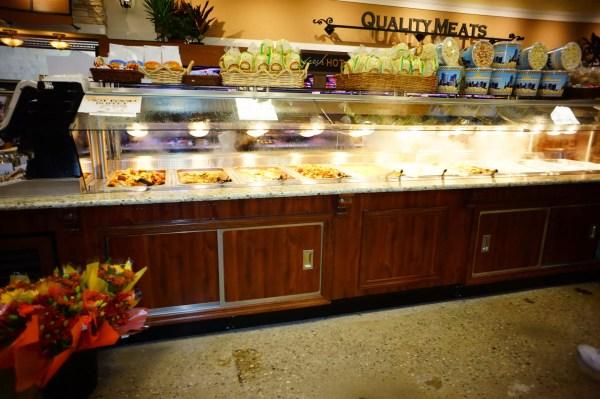 Island Salad Hot Food and Soup Bar - Estate Series - Atlantic Food Bars - ISHFB15663-SBE 4