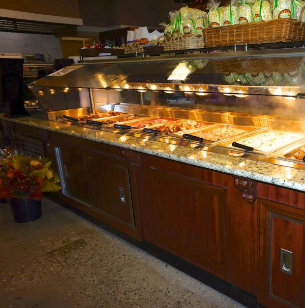 Island Salad Hot Food and Soup Bar - Estate Series - Atlantic Food Bars - ISHFB15663-SBE 6