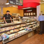 Sushi Bar and Sandwich Prep Station - Atlantic Food Bars - SILR 4
