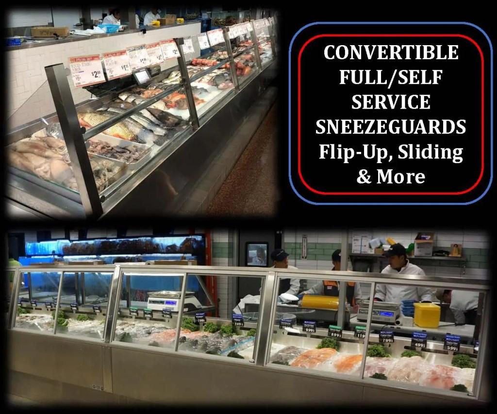 Atlantic SEAFood Bars - Fresh Seafood Merchandising Ideas - Guaranteed Leak Proof 7