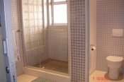 Westridge Apartment 2 bedroom Mouille Point Cape Town Atlantic Letting Holiday Luxury Rental image bathroom
