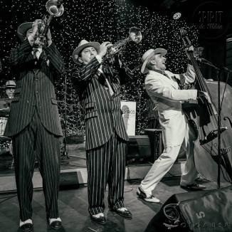 Billy Bros. Swing Orchestra, photo by OlgaPSB