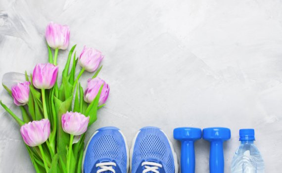 Spring exercise motivation