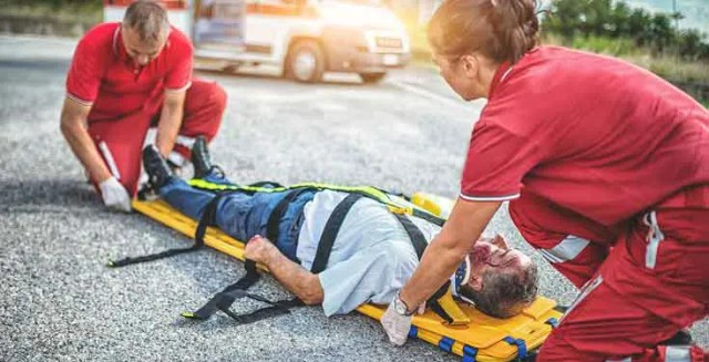 car accident injuries Atlantic Medical Group Canton