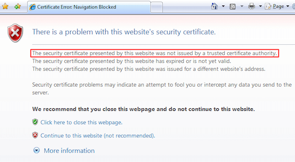 fix-ssl-certificate-not-trusted