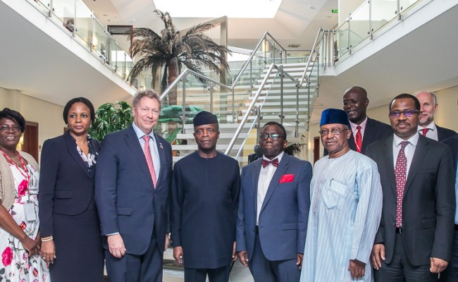 Osinbajo-receives-delegation-of-Global-Alliance-Vaccine-and-Immunization-GAVI