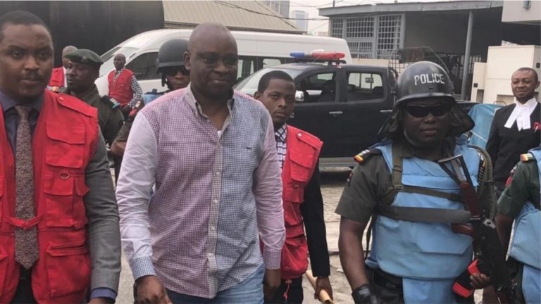 Fraud Charge: Court Remands Fayose In EFCC Custody