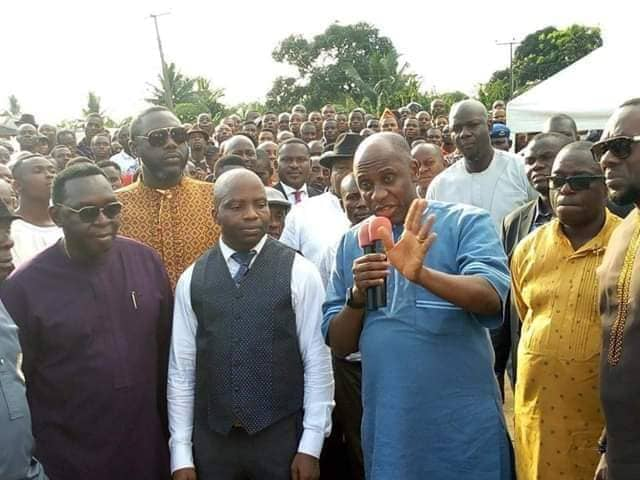 Political Violence: No Harm Must Touch Amaechi, Cole Or Any Politician In Rivers - Eze tells Wike, PDP