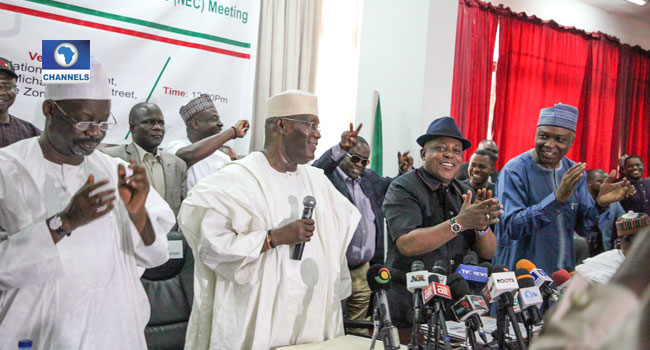 Military's Role Is Protection Of Territorial Integrity, Not Conduct Of Elections - Atiku