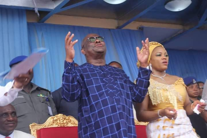 2019 General Elections: God Rescued Us From Internal And External Conspiracy, Says Wike