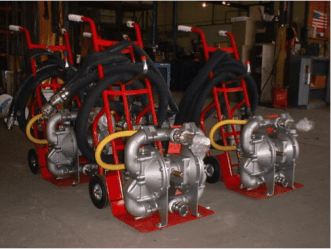 Hayes Pumps Portable