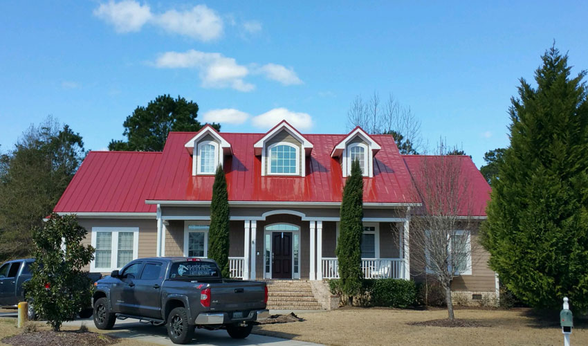 5v-metal-roofing-red-wilmington-nc