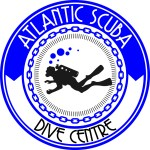 Atlantic Scuba Dive Centre diver logo