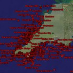 Google Earth wrecks