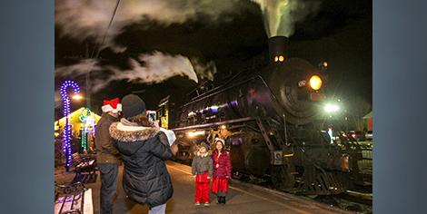 Photo of Essex Steam Train