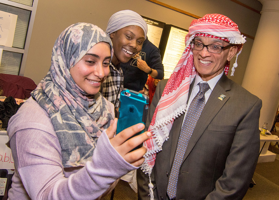 Live Event Photography Photo Coverage of World Hijab Day