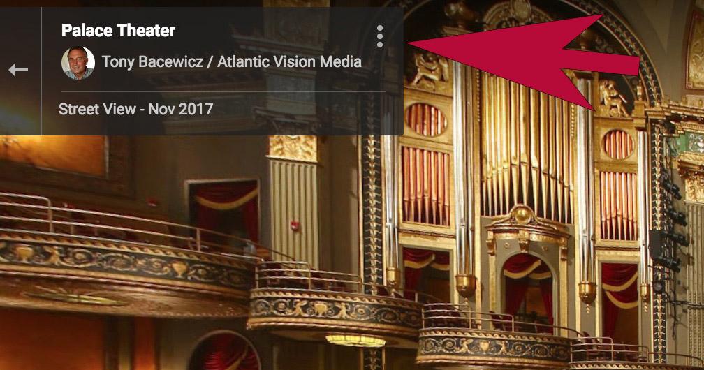Google virtual tour photography by Atlantic Vision Media CT