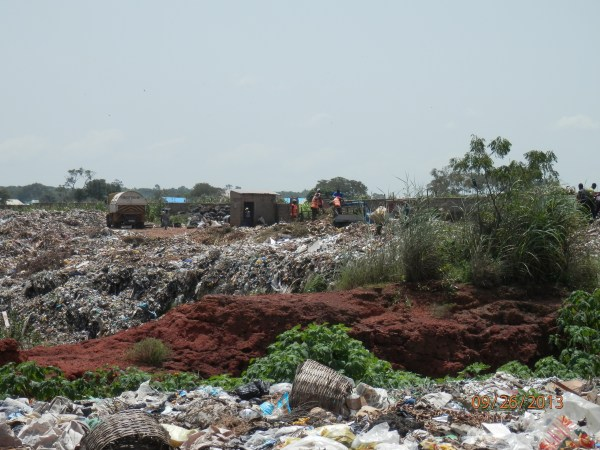 Image from Landfill
