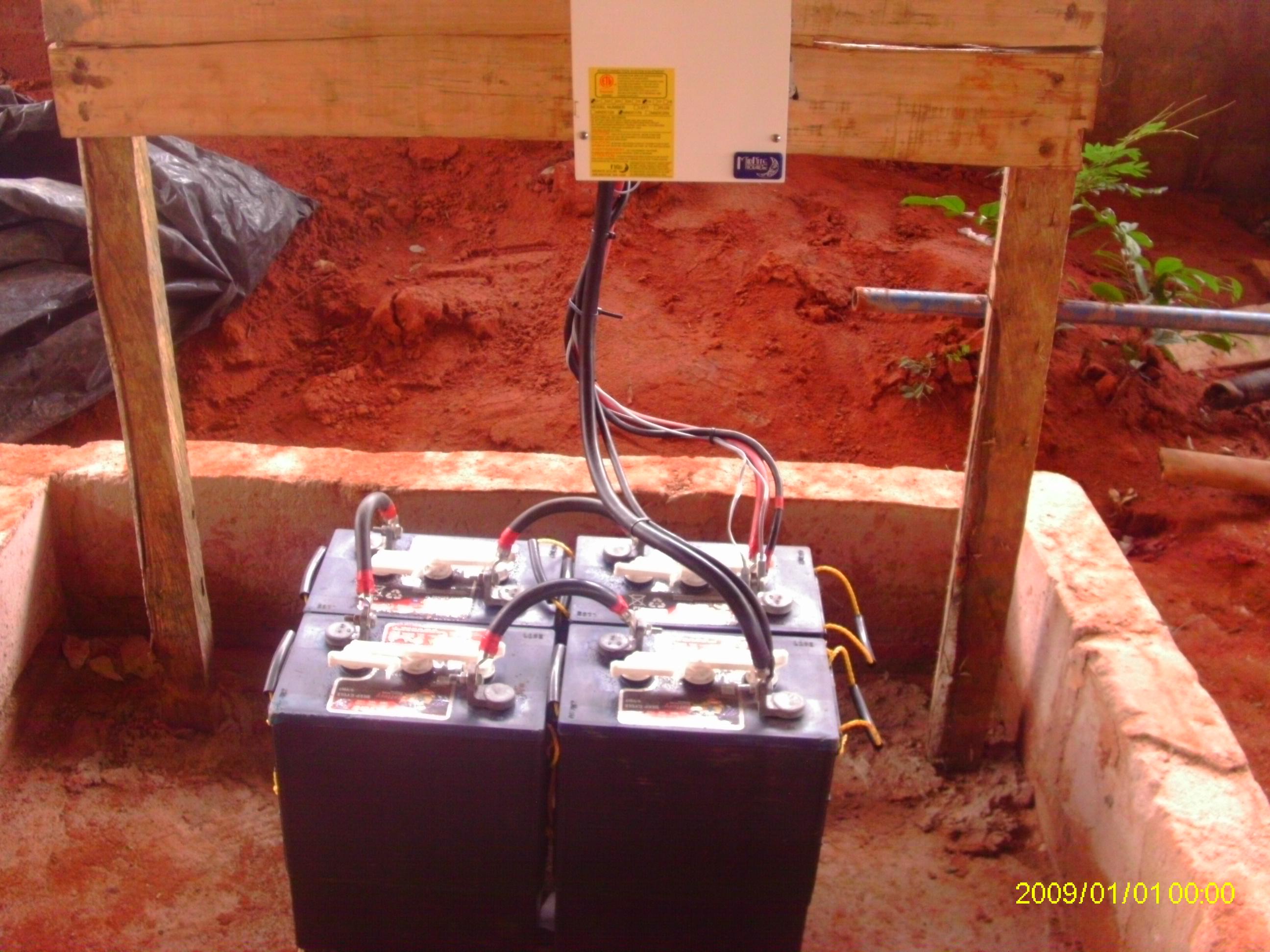 L16 battery awps renewable energy