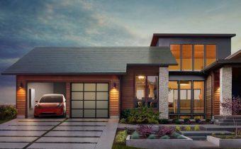 solar roof cells