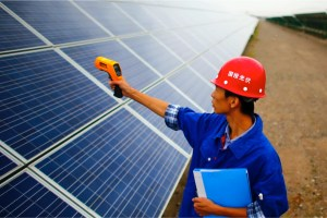 China on Pace for Record Solar-Power Installations