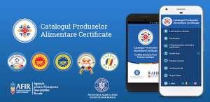 Catalogul Produselor Alimentare Certificate - un ajutor, în controlarea calității produselor, pentru consumatori