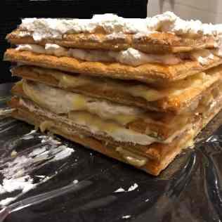O prăjitură pe weekend